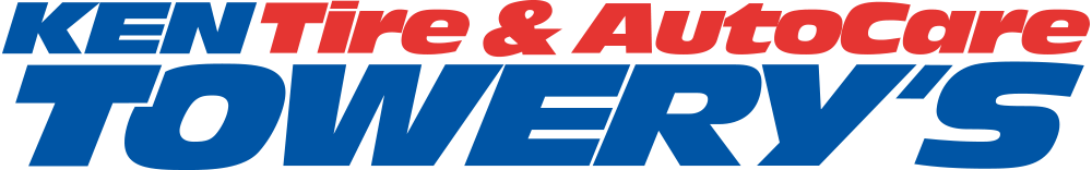 Logo - Ken Towery's Tire & Auto Care
