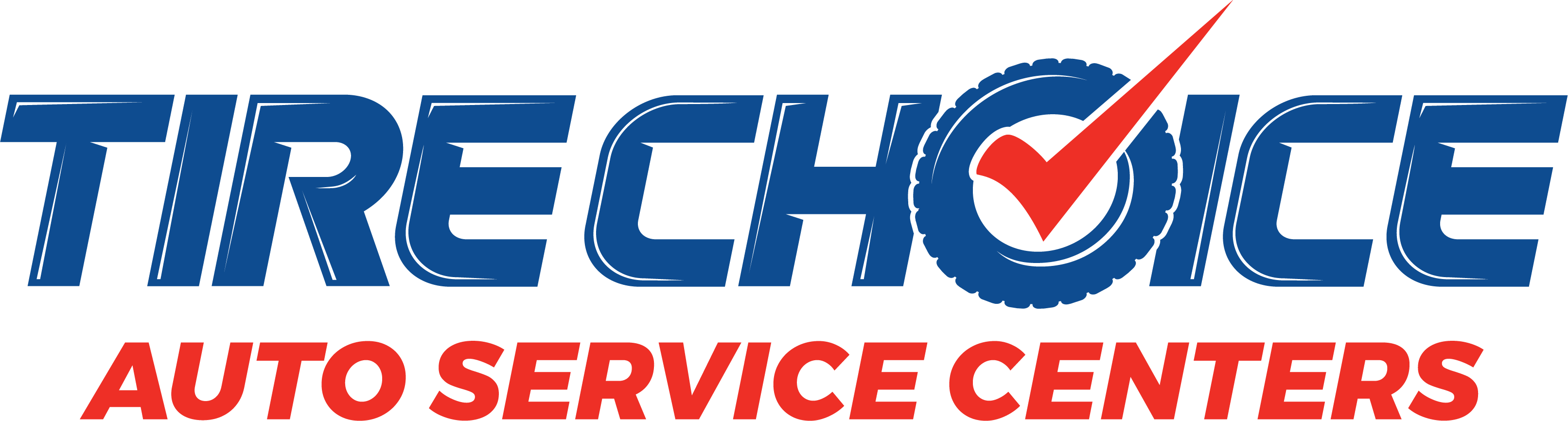 Logo - The Tire Choice & Total Car Care