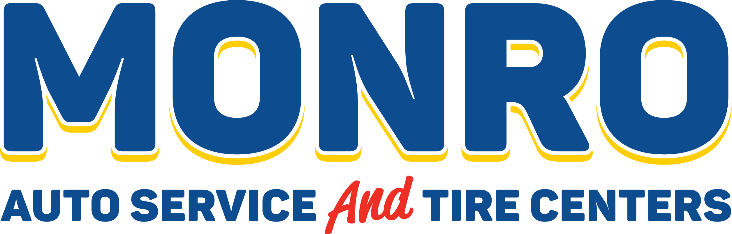 Logo - Monro Auto Service and Tire Centers