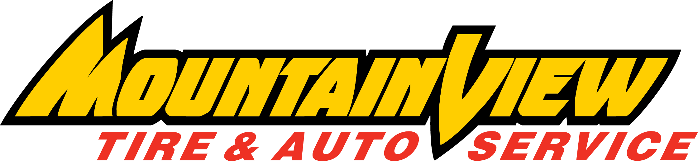 Logo - Mountain View Tire & Auto Service